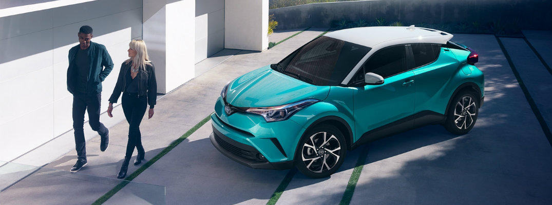 Why should you buy the 2018 Toyota C-HR