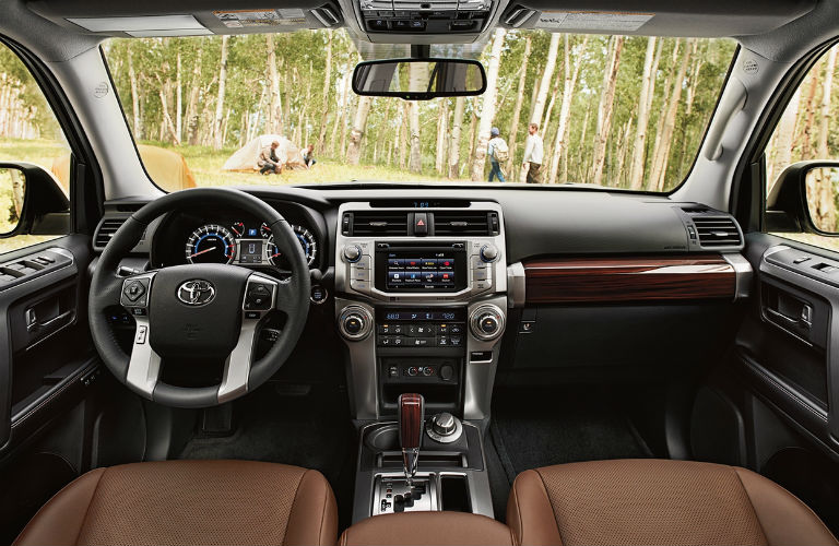 2018 Toyota 4Runner engine specifications and maximum towing capacity