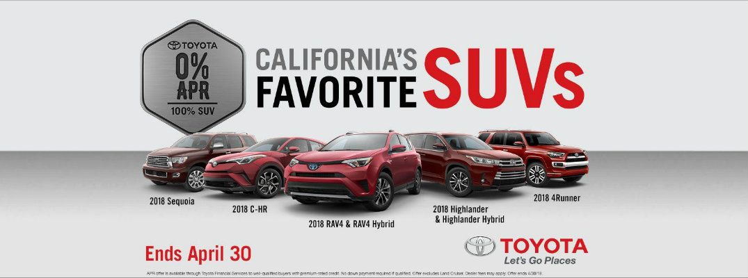 Drive off the lot this month with 0% APR!