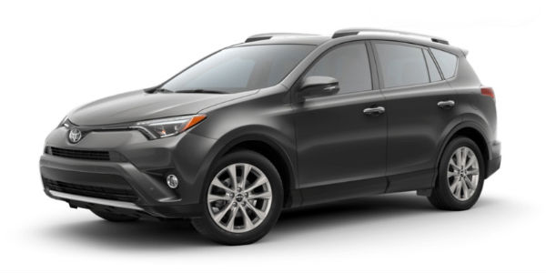 2018 Toyota RAV4 in Magnetic Gray Metallic