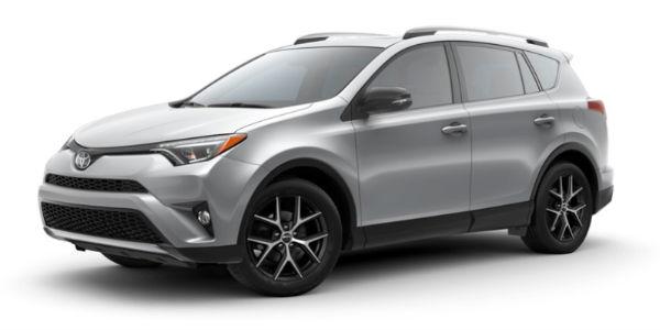 2018 Toyota RAV4 in Silver Sky Metallic