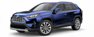 2019 Toyota RAV4 in Blueprint