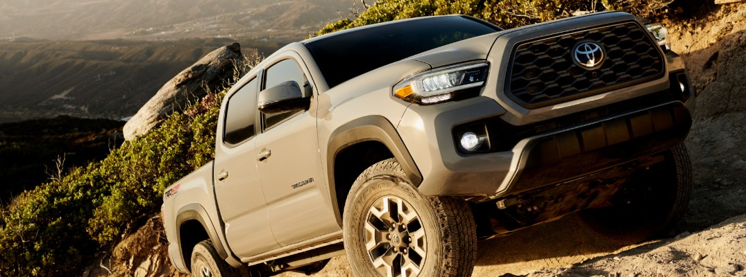 Best New Tech 2020 New tech features on the 2020 Toyota Tacoma   Magnussen's Toyota