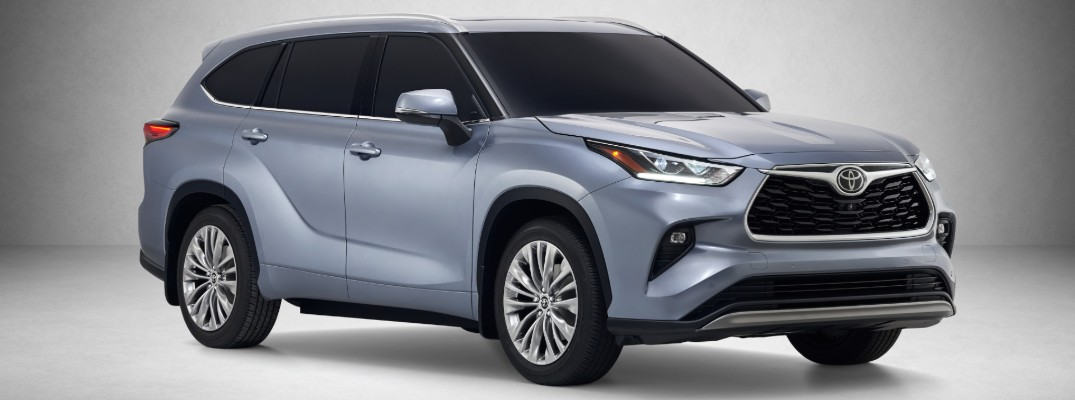 What's new with the 2020 Toyota Highlander?