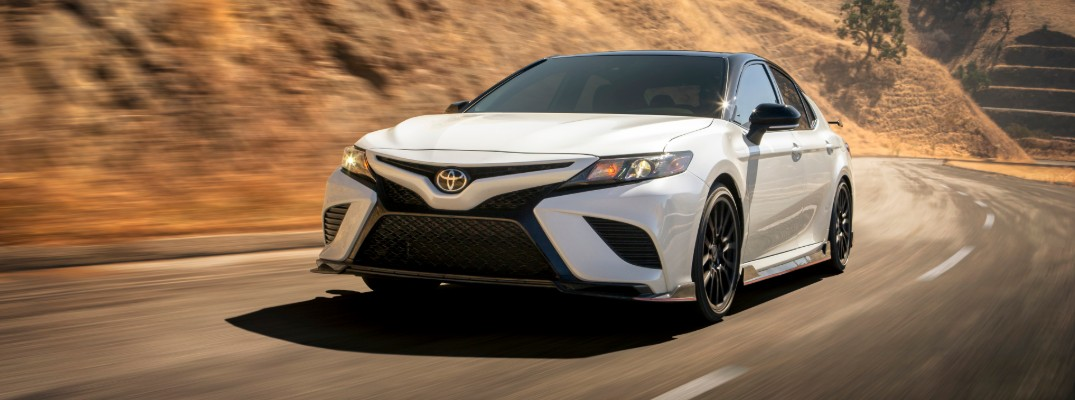 What's new with the 2020 Toyota Camry TRD?