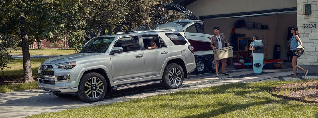 How roomy is the 2020 Toyota 4Runner?