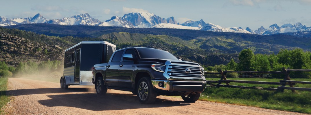 How powerful is the new 2020 Toyota Tundra?