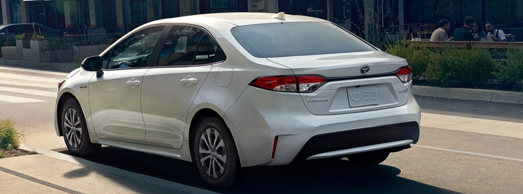 How innovative is the new 2020 Toyota Corolla?
