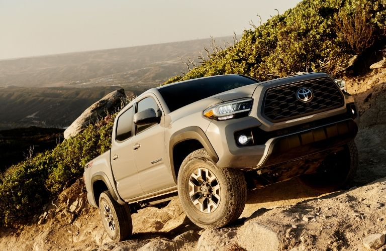 Toyota Tacoma V6 Towing Capacity >> How Good is the 2020 Toyota Tacoma TRD at Off-Road Driving?