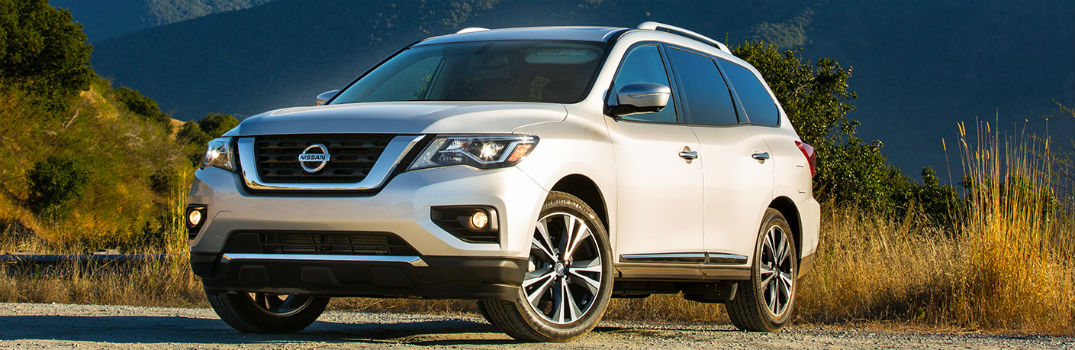 how much can the 2018 nissan pathfinder tow don williamson nissan. Black Bedroom Furniture Sets. Home Design Ideas