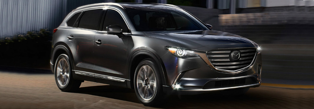 How Spacious is the New 2018 Mazda CX-9?