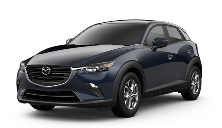 2019 mazda cx-3 Deep Crystal Blue Mica