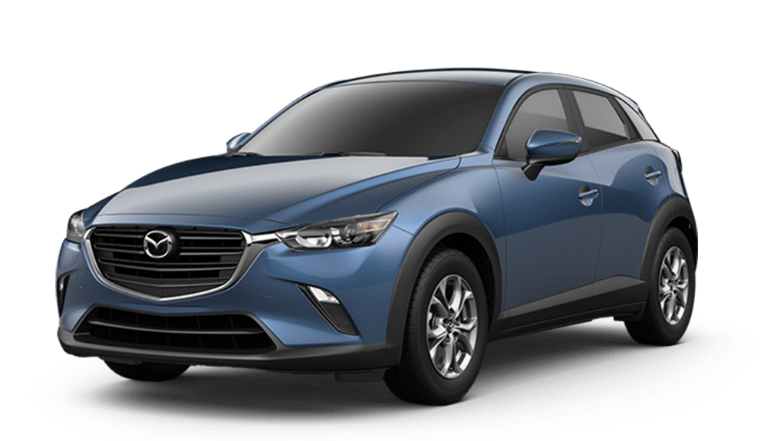 2019 mazda cx-3 Eternal Blue Mica