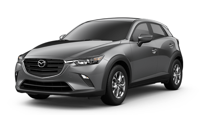 2019 mazda cx-3 Machine Gray Metallic