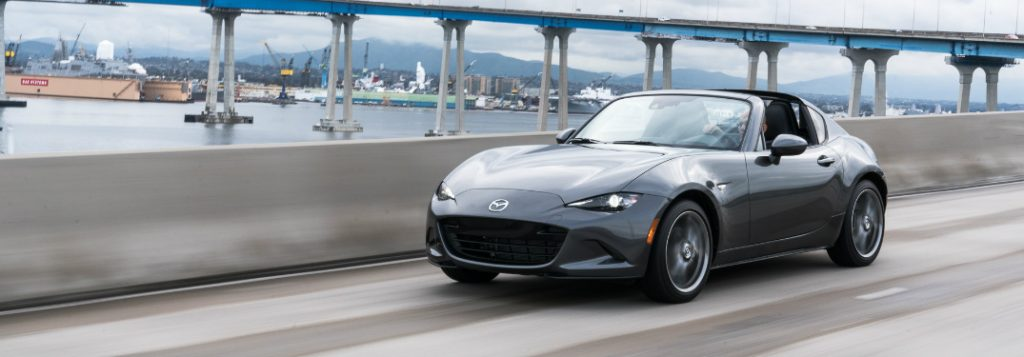 2019 Mazda MX-5 Miata engine performance