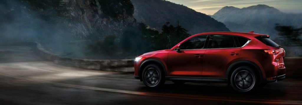 How many Trim Levels does the 2018 Mazda CX-5 offer?