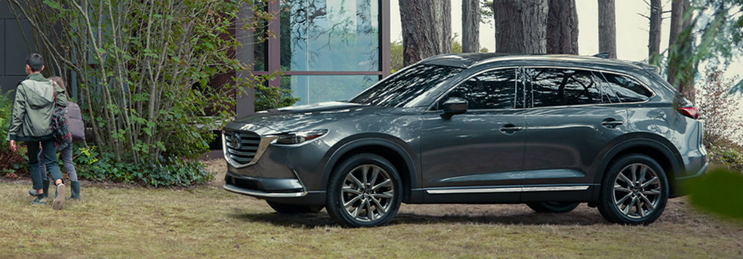 What's new in the 2020 Mazda CX-9?