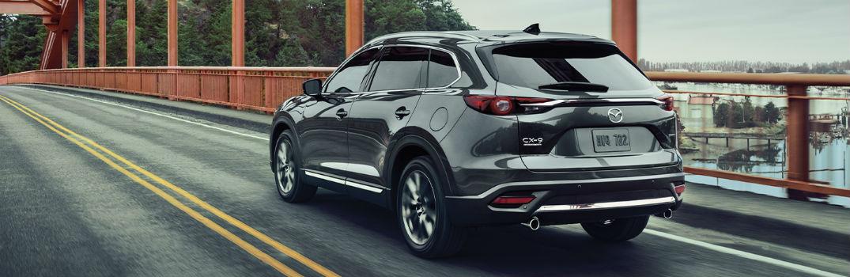 2020 Mazda CX-9 Exterior Driver Side Rear Profile