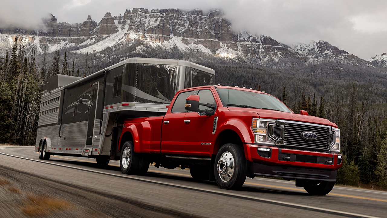 NEW FORD F-SERIES SUPER DUTY PICKUP RAISES BAR AGAIN WITH NEXT-LEVEL CAPABILITY, POWER AND TECHNOLOGY