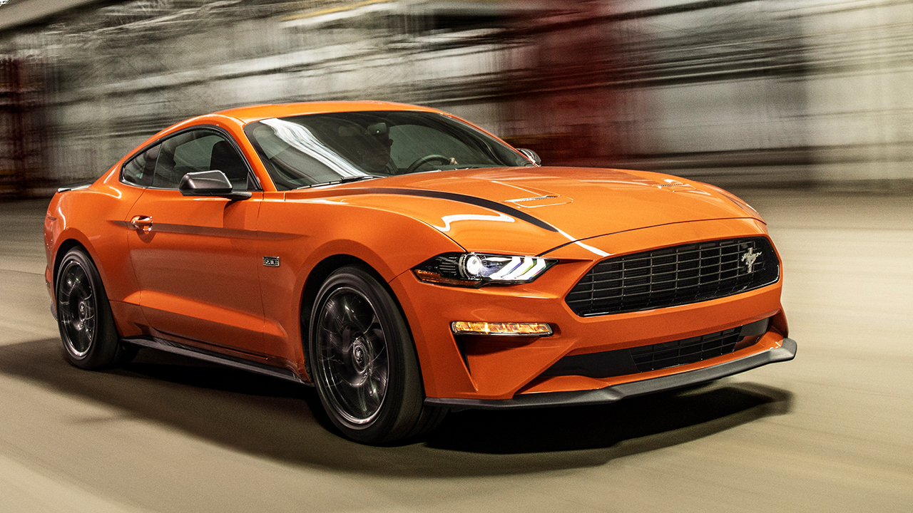 NEW HIGH PERFORMANCE PACKAGE FOR 2020 MUSTANG DELIVERS 330-HORSEPOWER AND GT HARDWARE