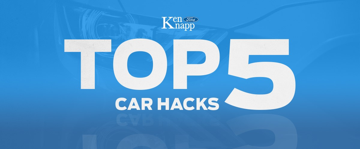 5 Car hacks that every driver should know