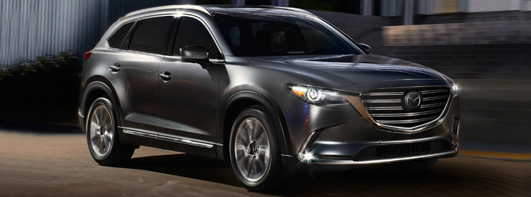 how much can the 2018 mazda cx 9 carry and tow. Black Bedroom Furniture Sets. Home Design Ideas