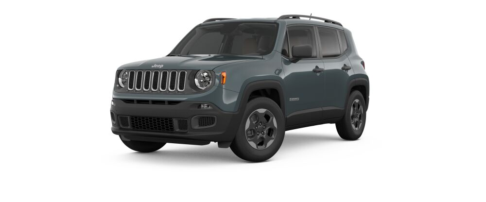 Which Colors Does The New 2018 Jeep Renegade Come In