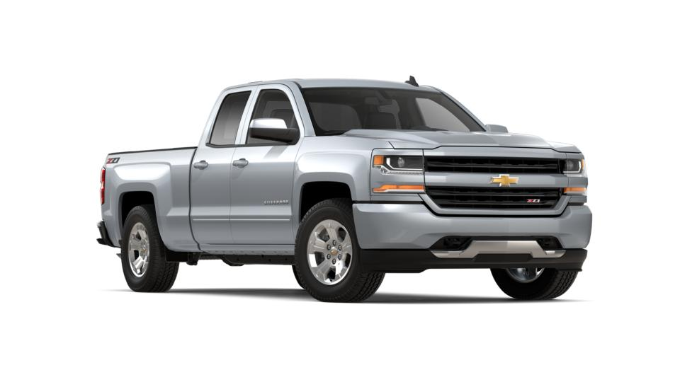 What Colors Does The 2019 Chevy Silverado 1500 Come In