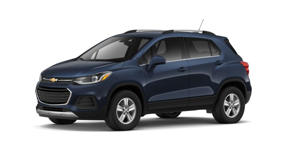 What Colors Does The 2019 Chevrolet Trax Come In