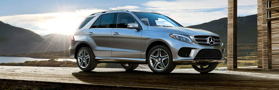 Elegant Cargo Space In The 2018 Mercedes Benz GLE 350