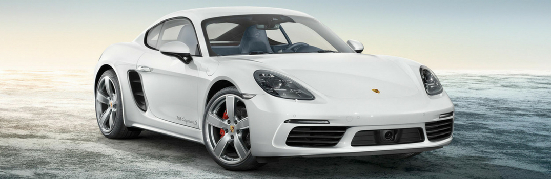 2018 Porsche 718 Maximum Horsepower