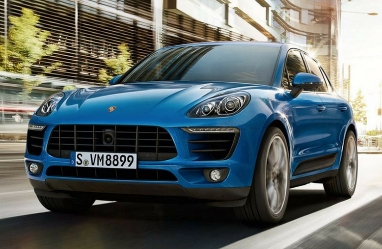 2018 Porsche Macan Comfort Features