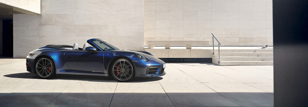 3 Key Features of the new 2020 Porsche 911