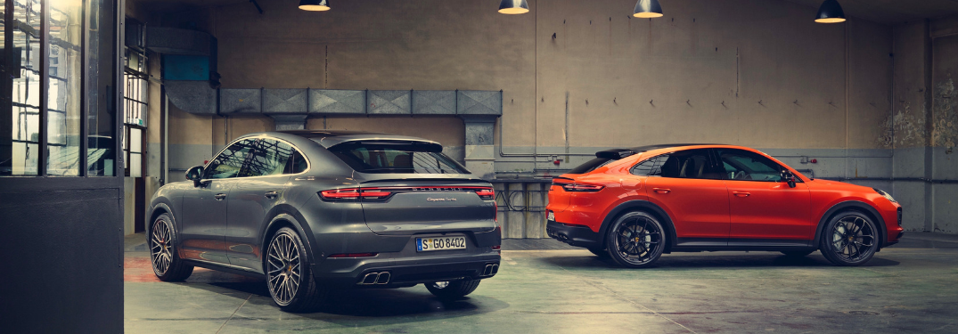 New Cayenne S Coupe Now Available to Order in Germany!