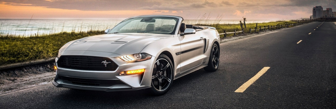 What Safety Systems are on the 2019 Ford Mustang?