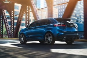 2019 Ford Edge Trims