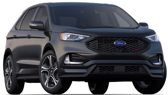 2019 Ford Edge Agate Black