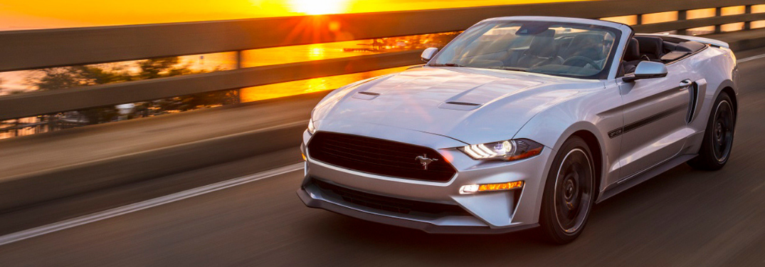 New Performance Package for the 2020 Ford Mustang!