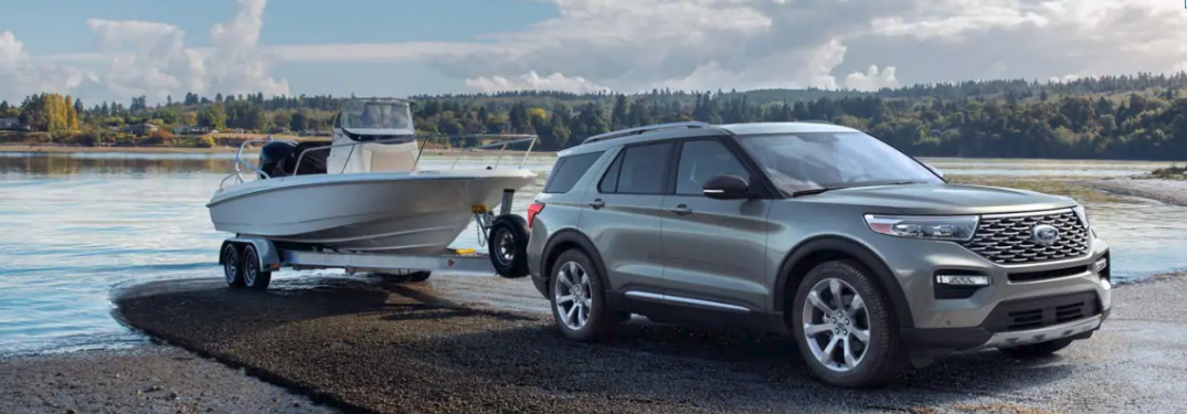 What Safety Technologies are on the 2020 Ford Explorer?