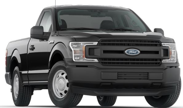 2019 Ford F-150 Agate Black