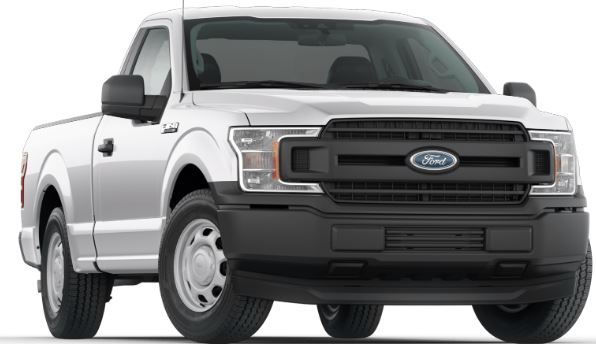 2019 Ford F-150 Oxford White