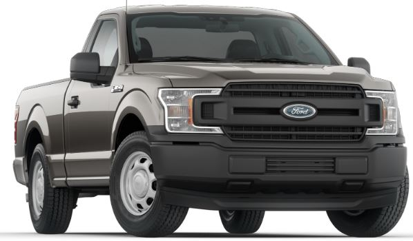 2019 Ford F-150 Stone Gray