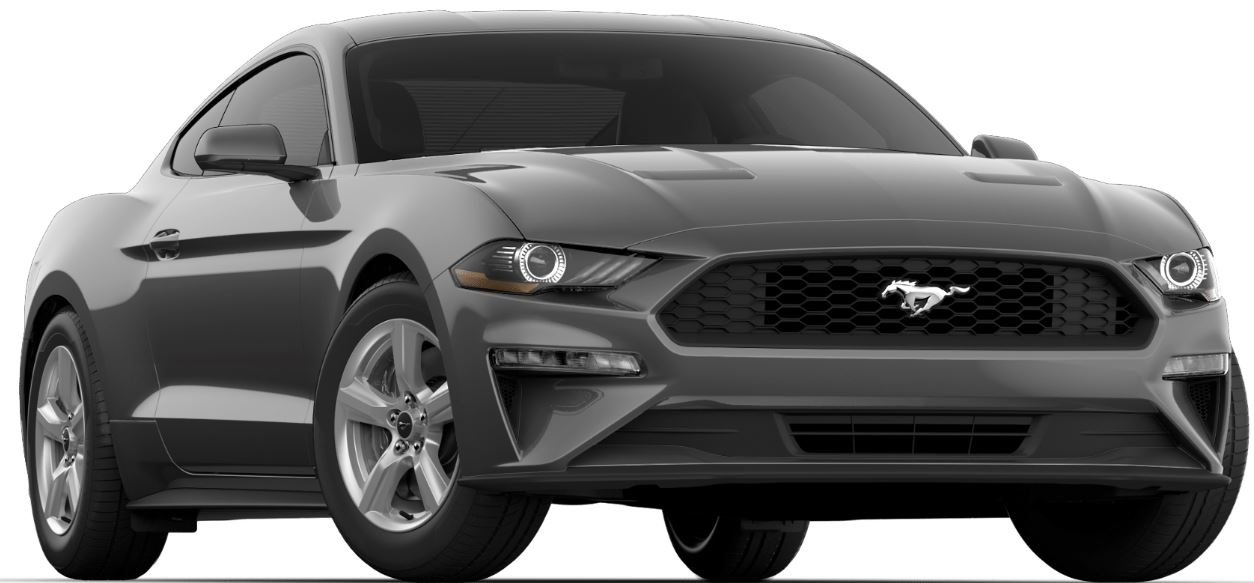 2019 Ford Mustang Magnetic