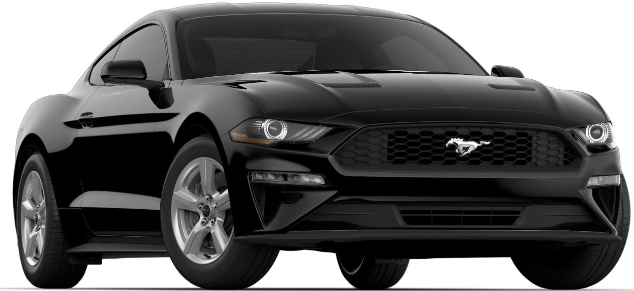 2019 Ford Mustang Shadow Black