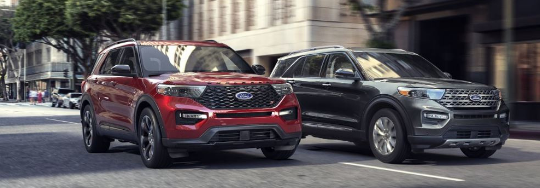 Amazing Smart Technologies on the 2020 Ford Explorer