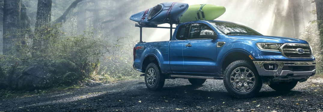 Details of the 2019 Ford Ranger!