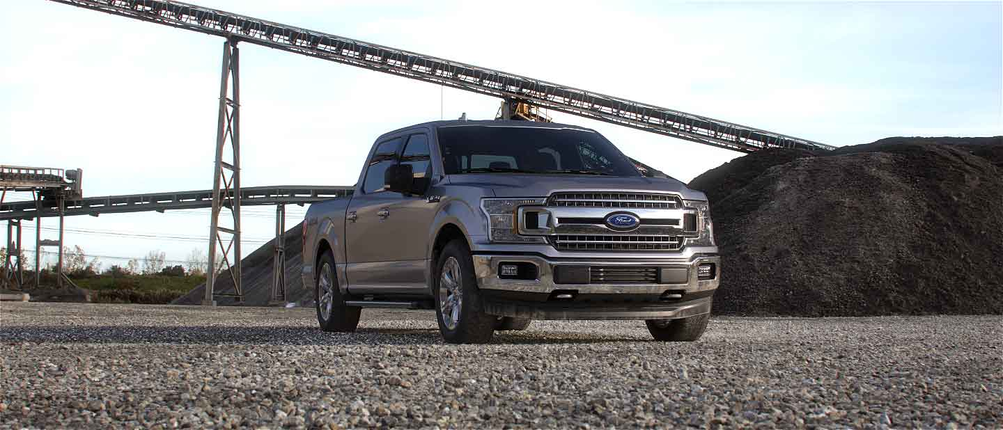 2020 Ford F-150 Iconic Silver