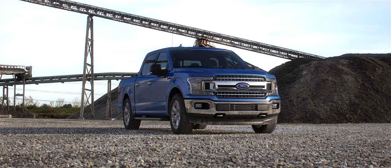 2020 Ford F-150 Velocity Blue