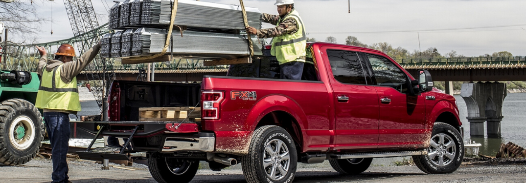 Safety Features and Technologies of the 2020 Ford F-150