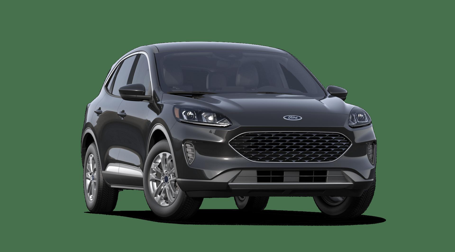 2020 Ford Escape Agate Black